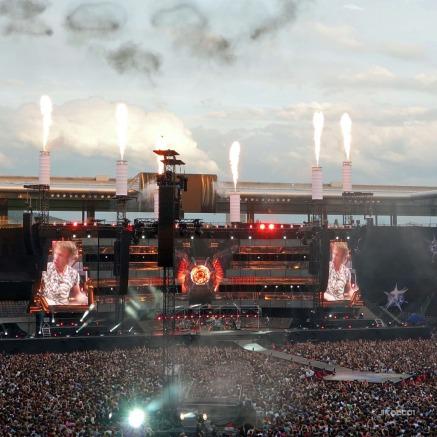 Muse, Stade de Suisse, Berne, June 14th, 2013
