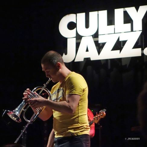 Nina Attal, Cully Jazz , April 9th, 2013