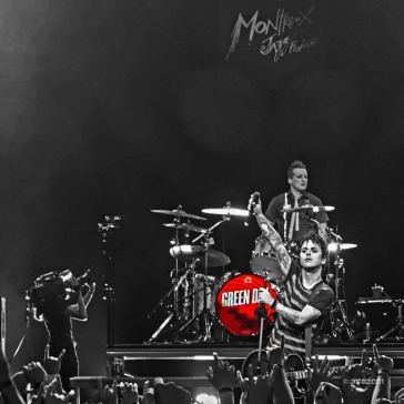 Green Day, Montreux Jazz Festlval, July 6th, 2013