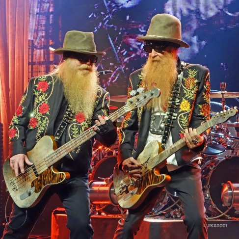 ZZ Top, Montreux Jazz Festlval, July 10th, 2013