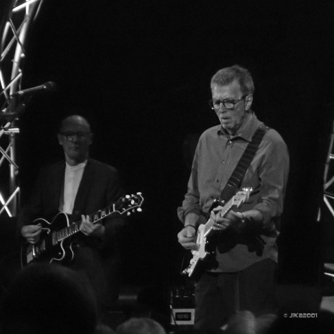 Eric Clapton, Baloise Sessions, November 14th 2013